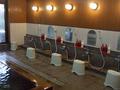 大浴場「香仙殿の湯」 洗い場