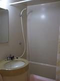 部屋のシャワー