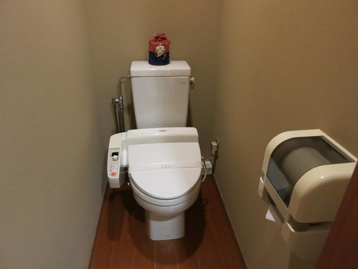 部屋のお手洗い