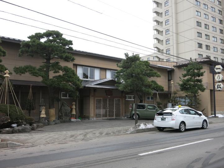 2階建ての和風旅館