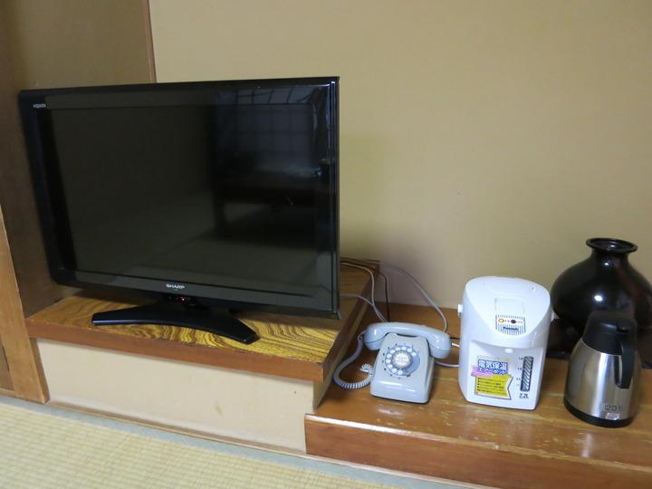 室内の設備