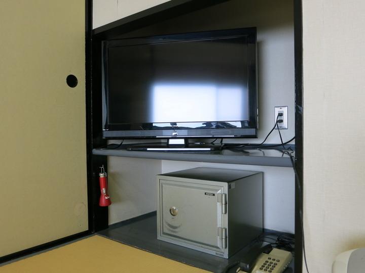 テレビなどの設備