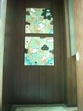 28Fエレベーター前の絵画
