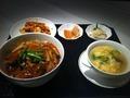 中国料理「ひすいきょう」 牡蠣の醤油煮込みあんかけ御飯セット