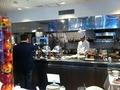 ル・カフェでオムレツを