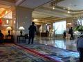リーガロイヤルホテル東京ロビー