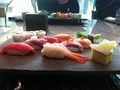 寿司六緑のにぎり寿司