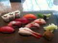 寿司六緑の「にぎり寿司ビジネスランチ」