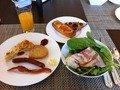 イタリア料理「ラ ベデュータ」の朝食ビュッフェ