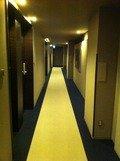 部屋階の廊下