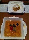 チャイナブルー「胡蝶蘭」の「デザート」