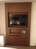 部屋のテレビです