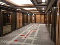 エレベーターフロア