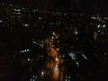 お部屋から見える夜景