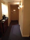 お部屋の廊下