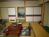 堺屋森のホテルヴァルトベルクさん和室(窓側から撮影)