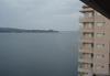 ホテル海望より見た暮れなずむ能登の海