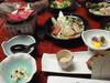 長野・上山田ホテル(夕食)