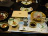 山梨・石和温泉かげつ(夕食)