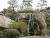 山梨・石和温泉かげつ(庭園)