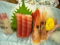 三崎ならではの旬の刺身に舌鼓~京急油壺 観潮荘(夕食)