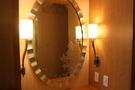 お部屋の鏡