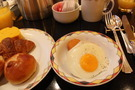 シェフミッキー 朝食