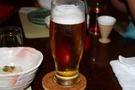 キンキンに冷えたビール♪