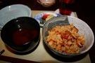 鱧の炊き込みご飯