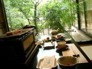 神仙 朝食