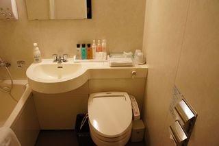 トイレとユニットバス