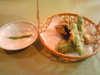 光山荘夕食1日目8