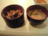 光山荘2日目夕食7