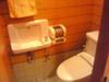 つたや トイレ