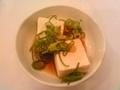 朝食バイキング 豆腐