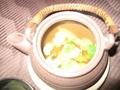 松茸の土瓶蒸し 中身
