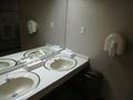 共用トイレ洗面台