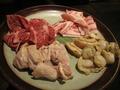 鍋バイキング 肉