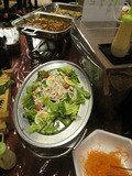 夕食 サラダ類