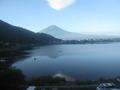 富士山&逆さ富士
