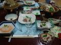 松風苑 料理