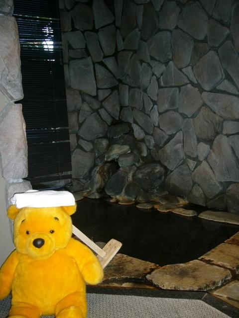 貸切風呂(ウェルネスの森那須)