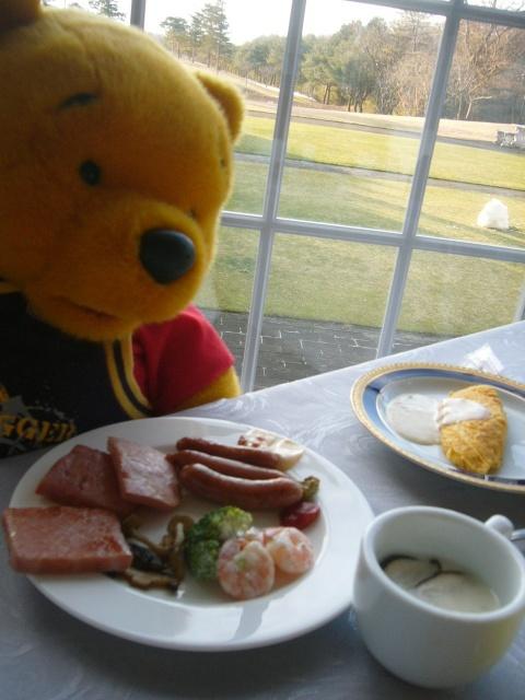 朝食バイキング(ウェルネスの森那須)