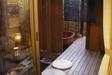 足湯と露天風呂