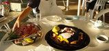 小豆島国際ホテル夕食
