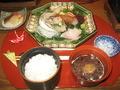 登別 石水亭のお食事最高!