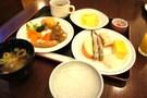 ホテルまほろばの朝食
