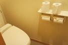 ゲスト用家族温泉トイレ