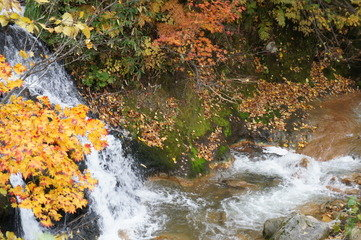 そして滝があり
