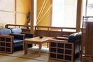 二階のソファー